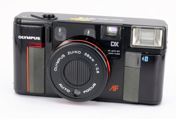 Used Olympus Quick Flash ALF-S 35mm Compact Camera