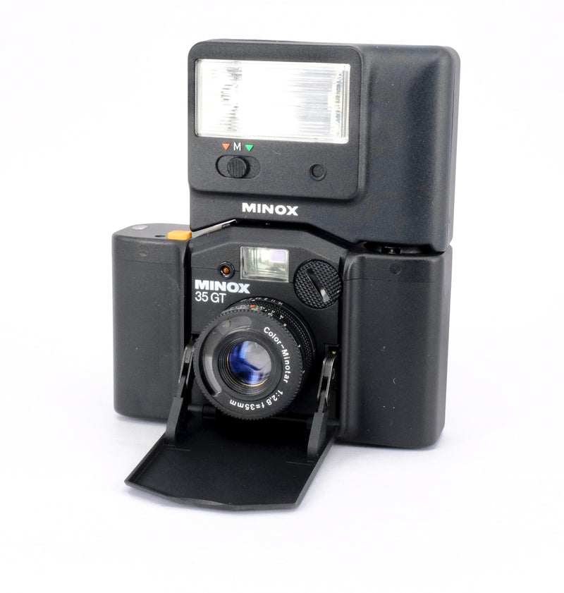 Used Minox GT 35mm Compact Camera