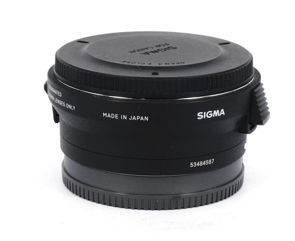 Used Sigma MC-11 Adapter