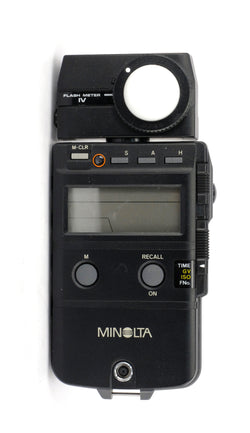 Used Minolta Flash Meter IV