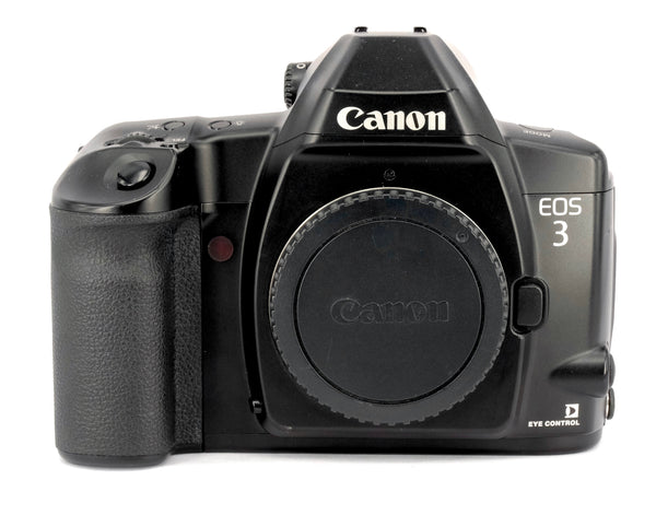Used Canon EOS 3 35mm SLR Camera