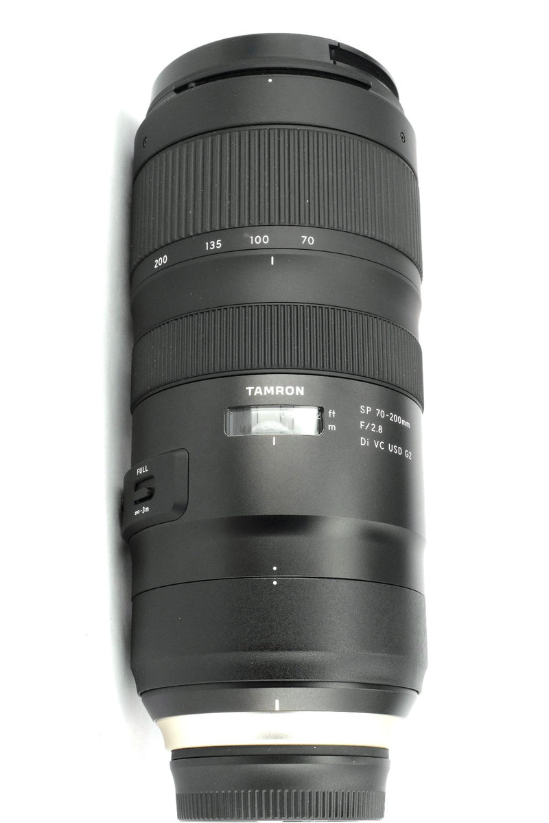 Tamron 70-200mm f2.8 Di VC USD G2 Lens (Nikon Fit)