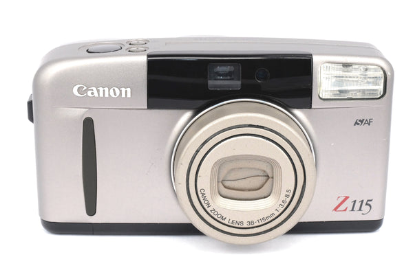 Used Canon Sureshot Z115 35mm Compact Camera