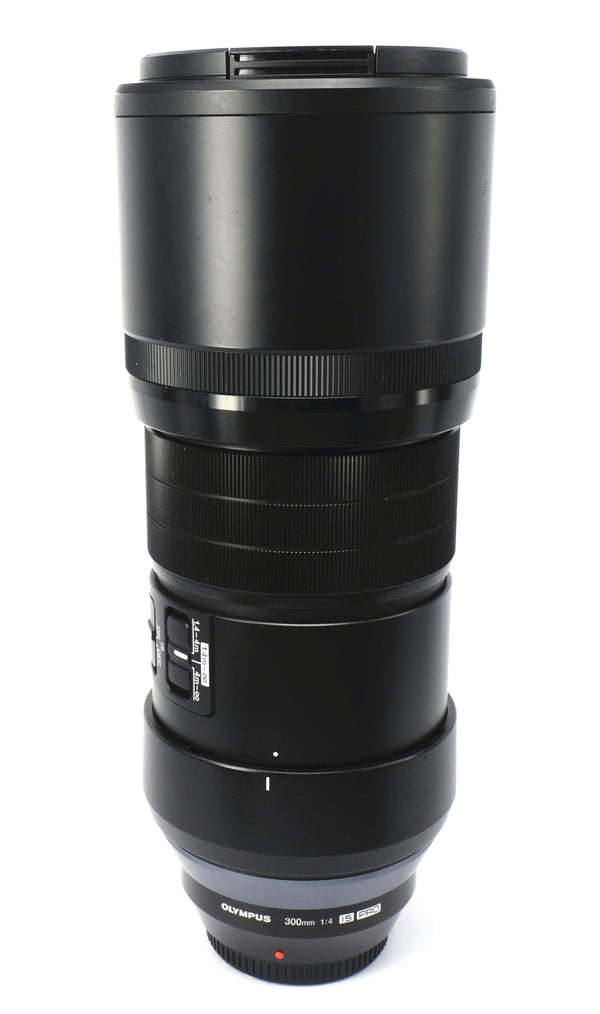 Used Olympus M.Zuiko Digital ED 300mm f4 IS PRO Lens