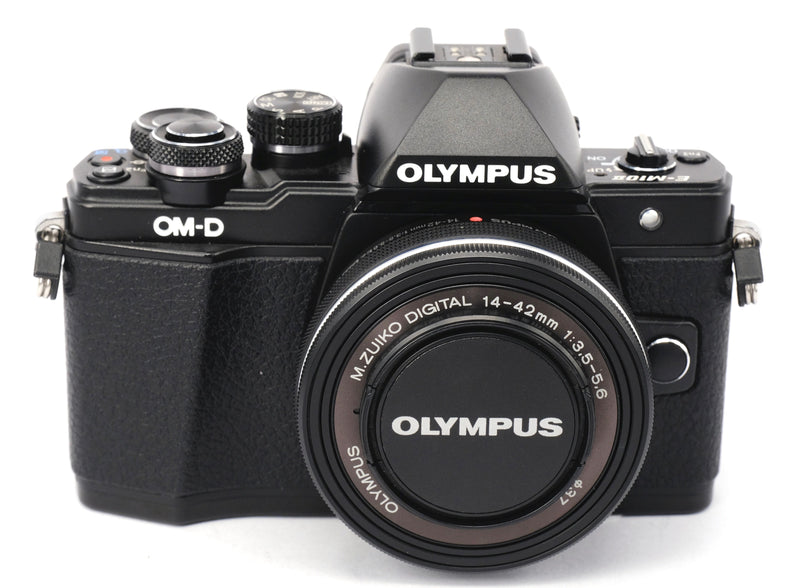 Used Olympus OM-D E-M10 MKII + 14-42mm EZ Camera