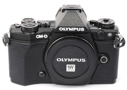 Used Olympus OM-D E-M5 Mark II Camera (Black)