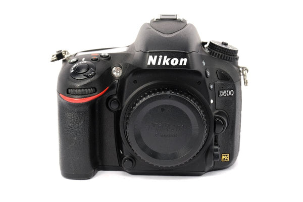 Used Nikon D600 Digital SLR Camera Body