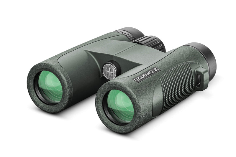 Hawke Endurance ED 32mm binoculars in green
