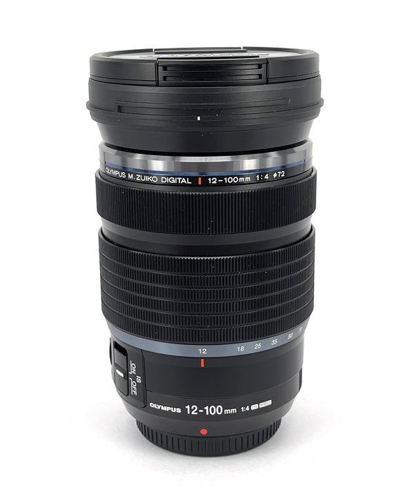 Used Olympus M.Zuiko Digital ED 12-100mm f4 IS PRO Lens