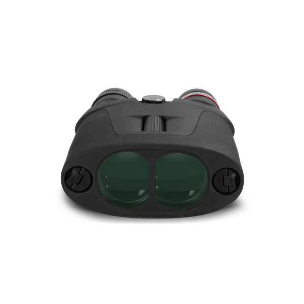 Kite APC Stabilised 42mm binoculars - front view