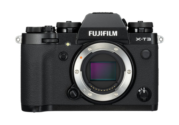 Fujifilm X-T3 Camera Body Only Black