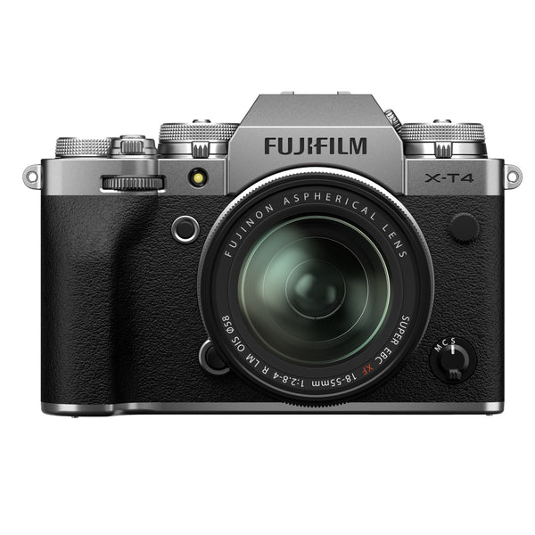Fujifilm X-T4 Camera & XF 18-55mm Lens