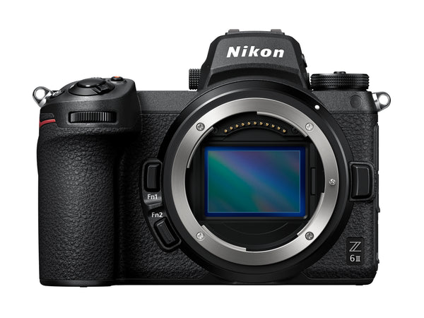 Nikon Z6 II Camera Body - front view