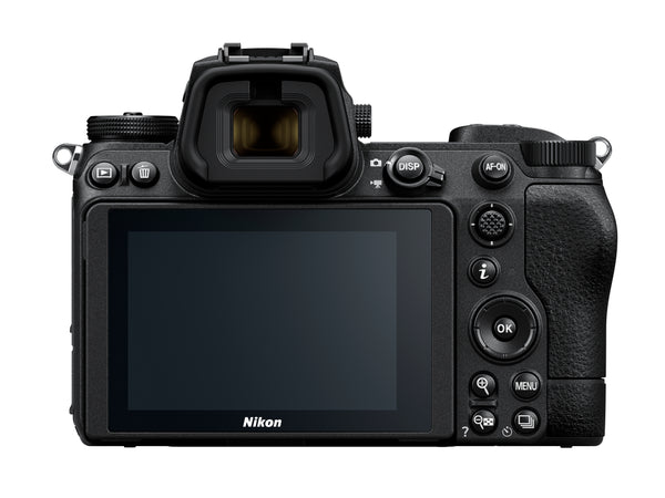 Nikon Z7 II Camera Body - back view
