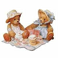 "Cherished Teddies Cherished Teddies ""Freda and Tina""--Our Friendship Is A Perfect Blend - DimpzBazaar.com"