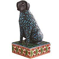 Jim Shore Jim Shore - Heartwood Creek - Black Lab by Enesco - 4004854 - DimpzBazaar.com