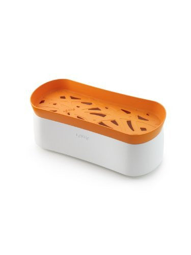 Lekue Lekue Pasta Cooker, Model # 0200702N07M017, Orange - DimpzBazaar.com