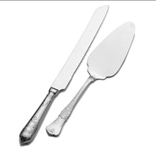 Wallace Wallace Hotel Cake Knife and Pie Server Set - DimpzBazaar.com