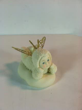 Snowbabies Department 56 Snowbabies Angelic Wishes Ornament - DimpzBazaar.com