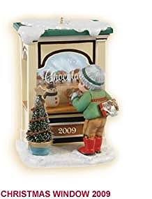 Hallmark Christmas Window 2009 Hallmark Ornament - DimpzBazaar.com