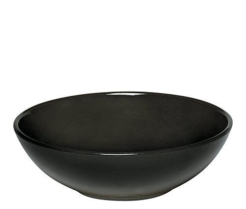Emile Henry Emile Henry Made In France Large Salad Bowl, Slate - DimpzBazaar.com