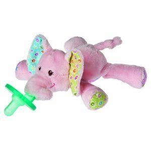 Mary Meyer Mary Meyer Wubbanub Pacifier - Ella Bella Elephant - DimpzBazaar.com
