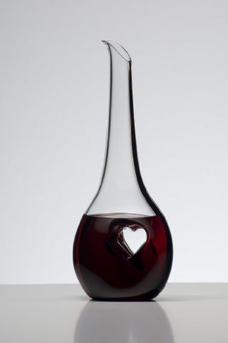 Riedel Riedel Sommelier Black Tie Bliss Leaded Crystal Wine Decanter - DimpzBazaar.com