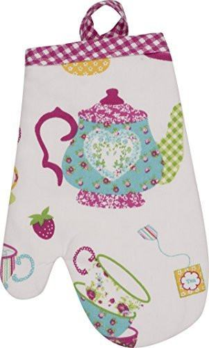 Handstand Kitchen Handstand Kitchen Child's 'Tea Party' Oven Mitt - DimpzBazaar.com
