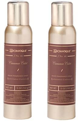 Aromatique Aromatique Two (2) 5 Ounce Room Fragrance Sprays - Cinnamon Cider - DimpzBazaar.com