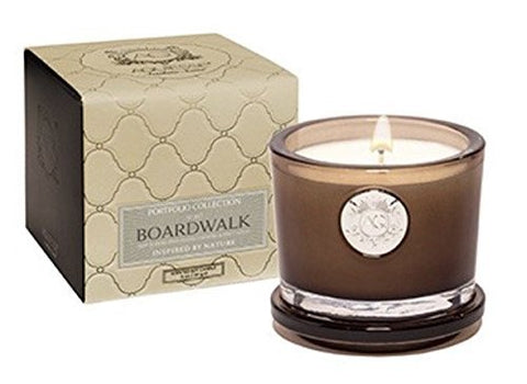 Aquiesse Boardwalk Small Soy Candle by Aquiesse - DimpzBazaar.com