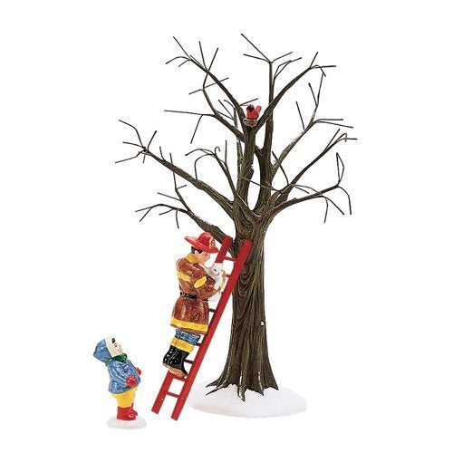 Enesco Enesco Fireman to The Rescue by Department 56 - DimpzBazaar.com