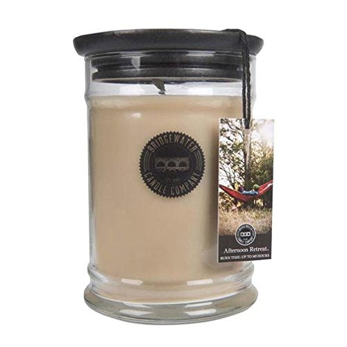 Bridgewater Candle Bridgewater Candle Soy Blend 18.5 Oz. Jar - Afternoon Retreat - DimpzBazaar.com