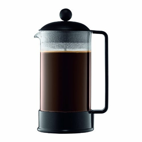 Bodum Bodum Brazil 8-Cup French Press Coffee Maker - DimpzBazaar.com