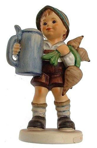 Hummel c1972 HUM87 For Father figurine or Fathers Joy figurine Arthur Moeller - NEGR59 - DimpzBazaar.com
