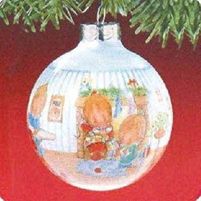 Hallmark Betsey Clark Home for Christmas 3rd in Series 1988 Hallmark Ornament QX2714 - DimpzBazaar.com