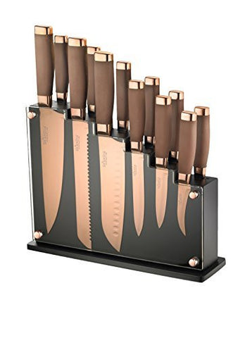 Hampton Forge Hampton Forge Skandia Forte 13-pc Knife Block Set - DimpzBazaar.com