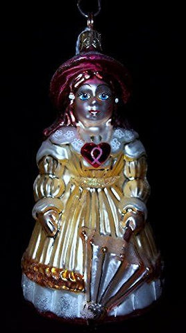 "Christopher Radko Christopher Radko Christmas Ornament ""Bonnie Maureen"" - DimpzBazaar.com"