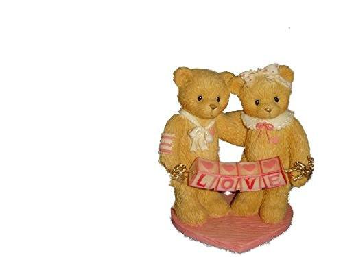"Cherished Teddies Cherished Teddies ""Love Blocks"" - DimpzBazaar.com"