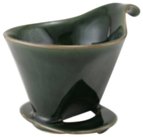 Bee House Bee House Ceramic Coffee Dripper - Large - Drip Cone Brewer - DimpzBazaar.com