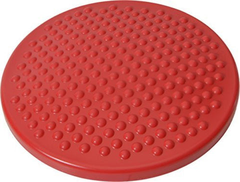 Gymnic Gymnic Disc 'o' Sit Jr. Inflatable Seat Cushion, Red - DimpzBazaar.com