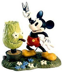 Walt Disney Art Classics A Little Off The Top Mickey Mouse Classic Walt Disney Collection Figurine COA 703 Of 3,500 - DimpzBazaar.com