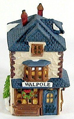Department 56 1984 DICKENS VILLAGE SERIES Dept 56 WALPOLE TAILORS - DimpzBazaar.com
