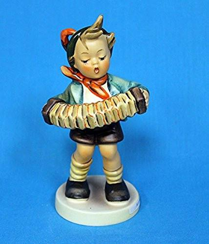 Hummel Hummel Accordion Boy Figurine HU445 - DimpzBazaar.com