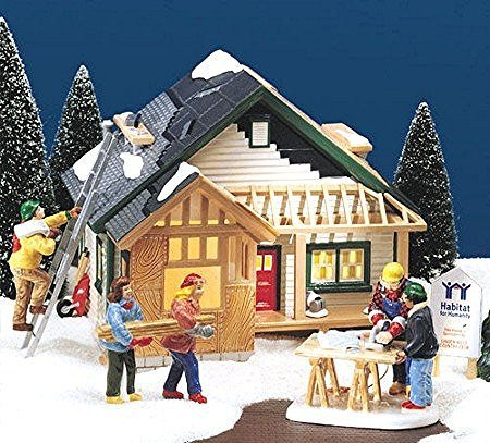 Department 56 A Home In The Making (Set of 5) - Department 56 (Retired) - DimpzBazaar.com