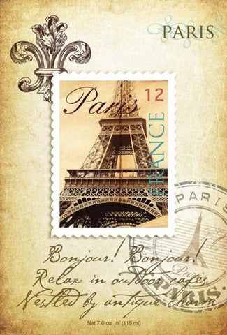 Fresh Scents Fresh Scents Destination paris scented sachets, 6 Count - DimpzBazaar.com