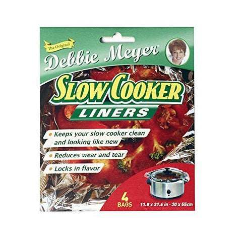 Debbie Meyer Debbie Meyer Slow Cooker Liners (4-Count) by Debbie Meyer - DimpzBazaar.com