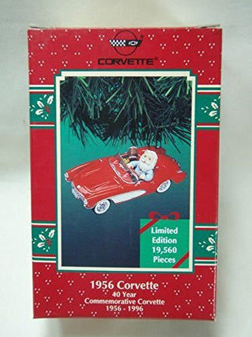Enesco 1996 Enesco 1956 Corvette Limited Edition 40 Year - DimpzBazaar.com
