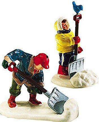 Department 56 A Heavy Snowfall (Set of 2) - DimpzBazaar.com