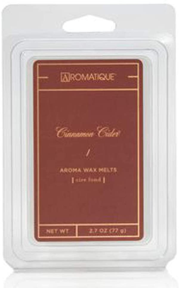 Aromatique Aromatique Aroma Wax Melts 2.7oz. 60-248 Cinnamon Cider - DimpzBazaar.com