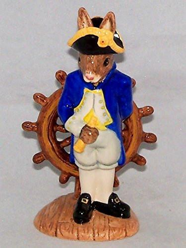 Royal Doulton Bunnykins Royal Doulton BOATSWAIN Shipmates Collection Bunnykins 2004 DB323 - DimpzBazaar.com